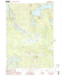 Download a high-resolution, GPS-compatible USGS topo map for Alton, NH (1987 edition)