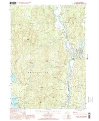 Download a high-resolution, GPS-compatible USGS topo map for Ashland, NH (2001 edition)