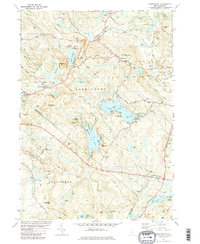 Download a high-resolution, GPS-compatible USGS topo map for Barrington, NH (1981 edition)