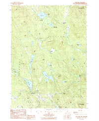 Download a high-resolution, GPS-compatible USGS topo map for Bradford, NH (1987 edition)