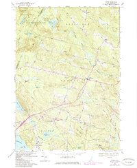 Download a high-resolution, GPS-compatible USGS topo map for Candia, NH (1985 edition)