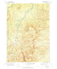 Download a high-resolution, GPS-compatible USGS topo map for Carter Dome, NH (1972 edition)