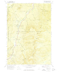 Download a high-resolution, GPS-compatible USGS topo map for Carter Dome, NH (1977 edition)