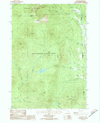 Download a high-resolution, GPS-compatible USGS topo map for Chatham, NH (1987 edition)