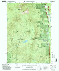 Download a high-resolution, GPS-compatible USGS topo map for Chatham, NH (2000 edition)