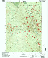 Download a high-resolution, GPS-compatible USGS topo map for Crawford Notch, NH (2000 edition)