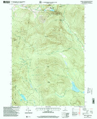 Download a high-resolution, GPS-compatible USGS topo map for Dixville Notch, NH (2000 edition)