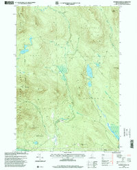 Download a high-resolution, GPS-compatible USGS topo map for Dummer Ponds, NH (2000 edition)