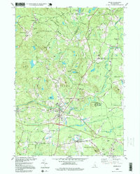 Download a high-resolution, GPS-compatible USGS topo map for Epping, NH (1999 edition)