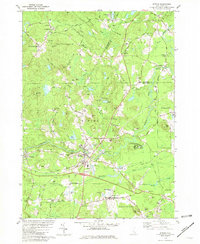 Download a high-resolution, GPS-compatible USGS topo map for Epping, NH (1981 edition)