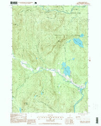 Download a high-resolution, GPS-compatible USGS topo map for Errol, NH (1995 edition)