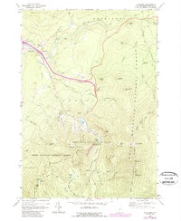 Download a high-resolution, GPS-compatible USGS topo map for Franconia, NH (1989 edition)