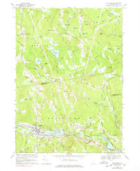 Download a high-resolution, GPS-compatible USGS topo map for Goffstown, NH (1974 edition)