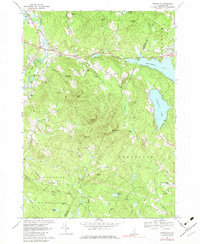Download a high-resolution, GPS-compatible USGS topo map for Gossville, NH (1979 edition)