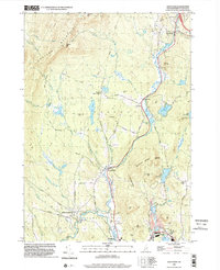 Download a high-resolution, GPS-compatible USGS topo map for Grantham, NH (2002 edition)