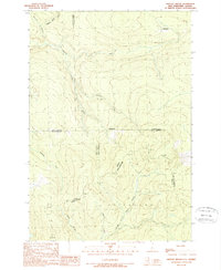 Download a high-resolution, GPS-compatible USGS topo map for Greeley Brook, NH (1989 edition)