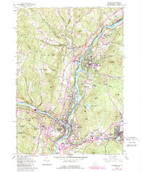 Download a high-resolution, GPS-compatible USGS topo map for Hanover, NH (1989 edition)