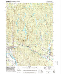 Download a high-resolution, GPS-compatible USGS topo map for Hinsdale, NH (2002 edition)