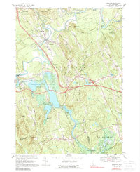 Download a high-resolution, GPS-compatible USGS topo map for Hopkinton, NH (1989 edition)