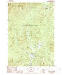 Download a high-resolution, GPS-compatible USGS topo map for Jackson, NH (1987 edition)