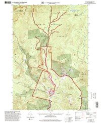 Download a high-resolution, GPS-compatible USGS topo map for Jackson, NH (2000 edition)