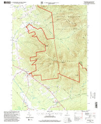 Download a high-resolution, GPS-compatible USGS topo map for Jefferson, NH (2000 edition)