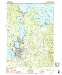 Download a high-resolution, GPS-compatible USGS topo map for Laconia, NH (1987 edition)