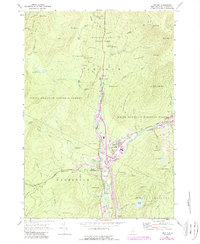 Download a high-resolution, GPS-compatible USGS topo map for Lincoln, NH (1989 edition)