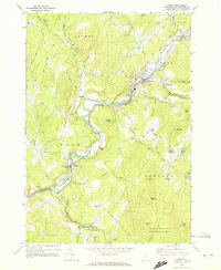 Download a high-resolution, GPS-compatible USGS topo map for Lisbon, NH (1972 edition)