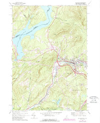 Download a high-resolution, GPS-compatible USGS topo map for Littleton, NH (1988 edition)