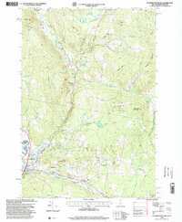 Download a high-resolution, GPS-compatible USGS topo map for Lovering Mountain, NH (2000 edition)