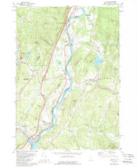 Download a high-resolution, GPS-compatible USGS topo map for Lyme, NH (1989 edition)