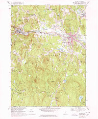 Download a high-resolution, GPS-compatible USGS topo map for Milford, NH (1978 edition)