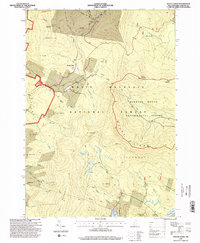 Download a high-resolution, GPS-compatible USGS topo map for Mount Kineo, NH (2000 edition)