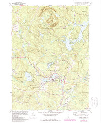 Download a high-resolution, GPS-compatible USGS topo map for Mt Pawtuckaway, NH (1988 edition)