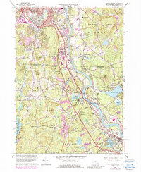 Download a high-resolution, GPS-compatible USGS topo map for Nashua South, NH (1990 edition)
