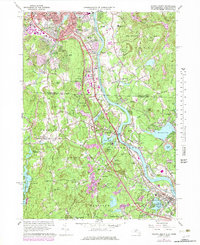 Download a high-resolution, GPS-compatible USGS topo map for Nashua South, NH (1979 edition)
