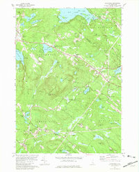 Download a high-resolution, GPS-compatible USGS topo map for Northwood, NH (1981 edition)