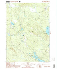 Download a high-resolution, GPS-compatible USGS topo map for Ossipee, NH (1999 edition)