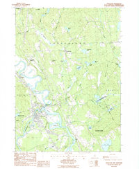 Download a high-resolution, GPS-compatible USGS topo map for Penacook, NH (1987 edition)