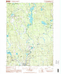 Download a high-resolution, GPS-compatible USGS topo map for Peterborough North, NH (1998 edition)