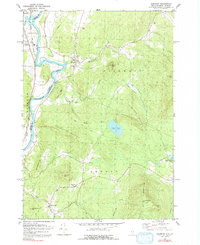 Download a high-resolution, GPS-compatible USGS topo map for Piermont, NH (1992 edition)