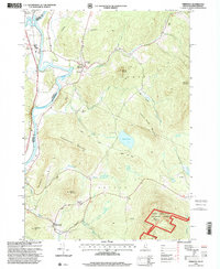 Download a high-resolution, GPS-compatible USGS topo map for Piermont, NH (2001 edition)