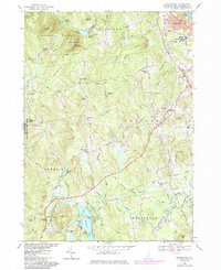 Download a high-resolution, GPS-compatible USGS topo map for Pinardville, NH (1985 edition)