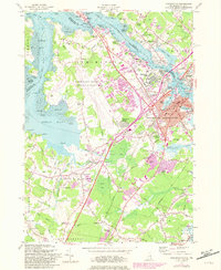 Download a high-resolution, GPS-compatible USGS topo map for Portsmouth, NH (1981 edition)