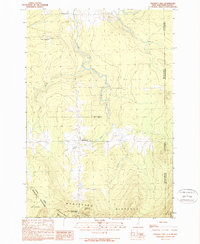 Download a high-resolution, GPS-compatible USGS topo map for Prospect Hill, NH (1989 edition)