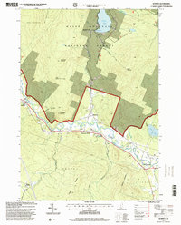 Download a high-resolution, GPS-compatible USGS topo map for Rumney, NH (2000 edition)