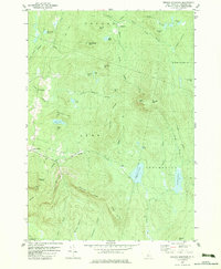 Download a high-resolution, GPS-compatible USGS topo map for Smarts Mountain, NH (1979 edition)
