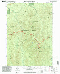 Download a high-resolution, GPS-compatible USGS topo map for South Twin Mountain, NH (2000 edition)