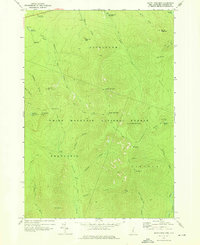Download a high-resolution, GPS-compatible USGS topo map for South Twin Mtn, NH (1976 edition)